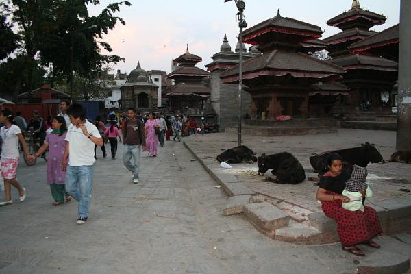 Катманду Дурбар Сквер